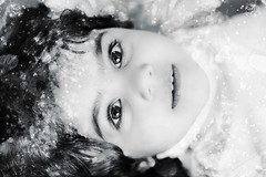 .Ice. (mylaphotography) Tags: baby art frozen crystal catchlights rahi childphotography jaber 40d icetexture lightroompreset mylaphotography michiganstudiophotography fairytalephotography