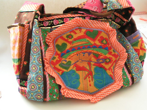Dutch colours bag 1 front
