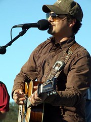 Rick Trevino @ Kyle Fair and Music Festival