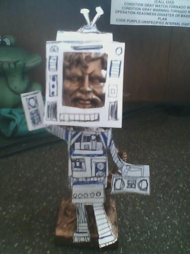 Robo-Vulcan
