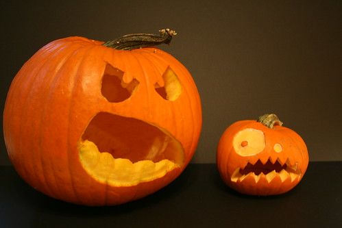 1 - The Pumpkin Pair... / lla