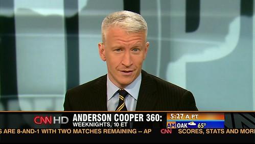 Reporters, including CNN's Cooper, beaten in Egypt