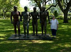 Sculpture Garden (davidwilliamreed) Tags: new sculpture garden nikon orleans louisiana d100