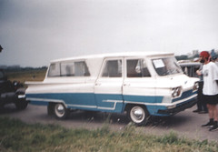 GAZ CTAPT at show 2003 (the new trail of tears) Tags: start gaz zil ussr eisenhower ctapt