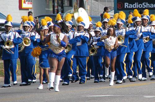 Bush Middle School Band
