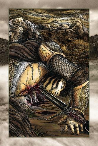 Turin's Death © Dino Olivieri by dino_olivieri.