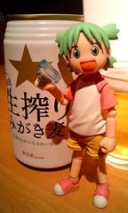 Yotsuba & ! (MIKI Yoshihito. (#mikiyoshihito)) Tags: yotsuba w31ca revoltech