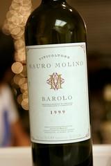 1999 Mauro Molino Barolo