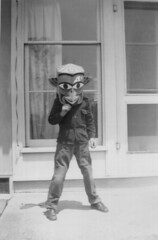 Martian Totem head