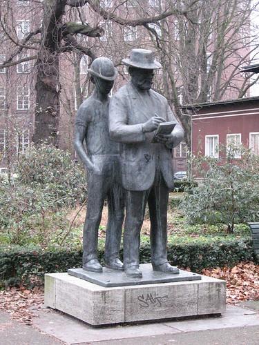 Denkmal Heinrich Zille