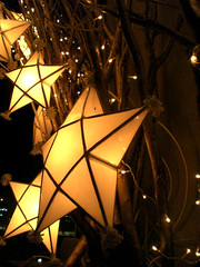 parol ('Raquel) Tags: christmas yellow star philippines vivid parol cmwdyellow