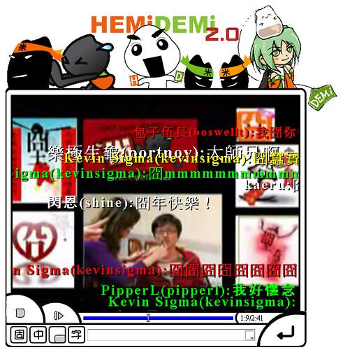 HemiDemi happy Birthday
