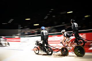 Steher-Rennen