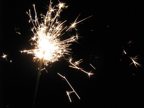 New Year Sparkler (1)