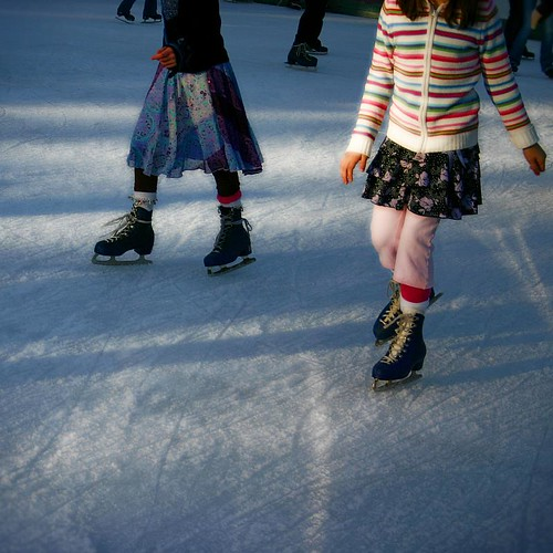 Fashionistas on Ice