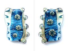 Rockstar (sarah hornik) Tags: glass handmade bead lampwork focal