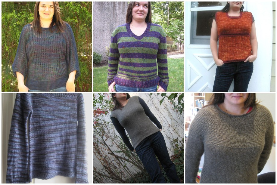 Sweaters and Vests 2007