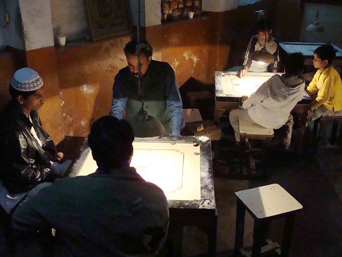 City Secret - Carrom Clubs, Muslim Delhi