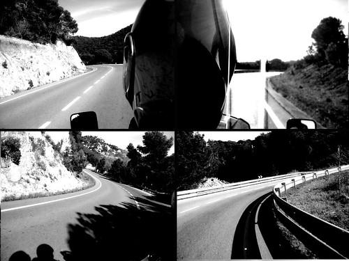 Curves i motos