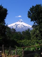 Volcn Villarrica (Osc@r!) Tags: mountain landscape volcano villarrica volcn pucn volcnvillarrica chiile absolutelystunningscapes