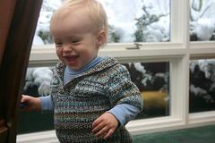 Zitron Sweater (Stephanie@ontheneedles) Tags: sweater knitting knitty zitron