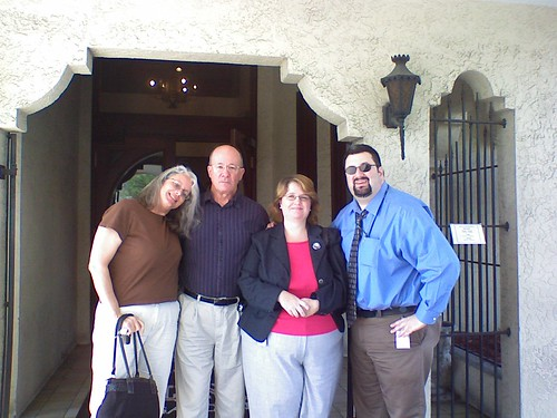 Janet, Ted, Sarah and Dave