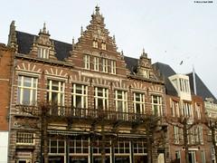 Grote Markt Haarlem (Rick & Bart) Tags: city haarlem nederland thenetherlands historic oldcity grotemarkt botg rickbart rickvink