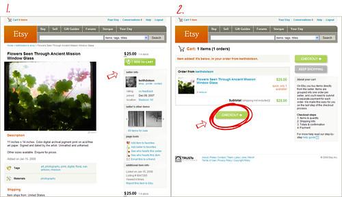 Cómo comprar en Etsy.com 1