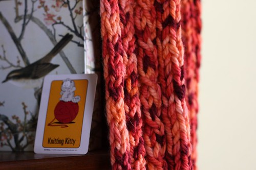 FO: Limari scarf