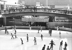 Lloyd Ice Rink, back in the day