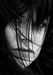 Tras la reja. (www.jordiarmengol.net (Xip)) Tags: portrait retrato concha meritxell mywinners afdcat retratojam
