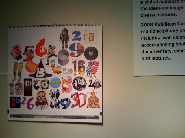 2008 PUBLIKUM CALENDAR