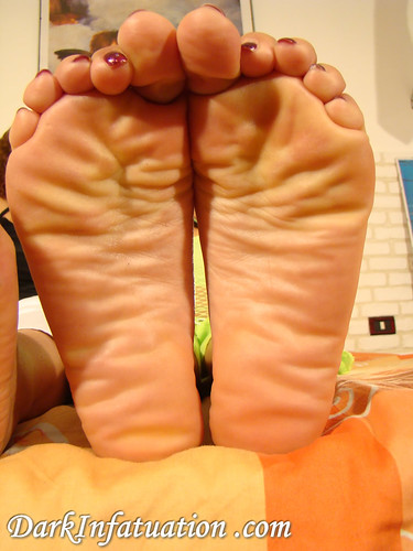 Dark infatuation soles