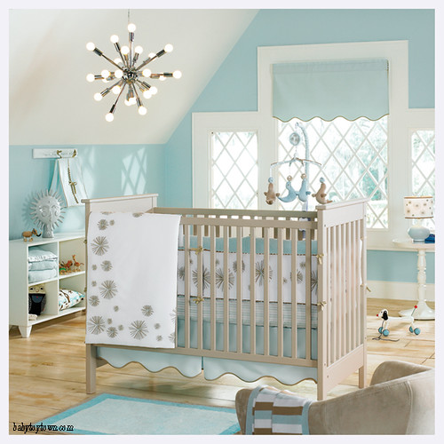 Bana Fish Crib Bedding