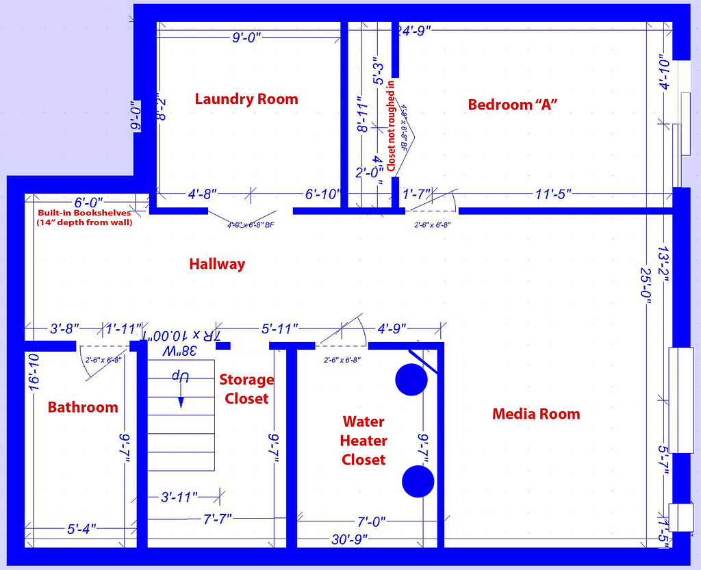 Floorplan - Measurement Details