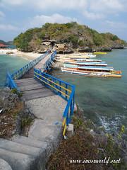 Bridge at Quezon Island