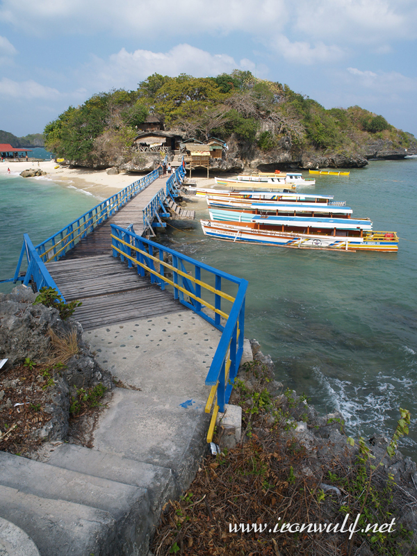 Bridge at Quezon Island