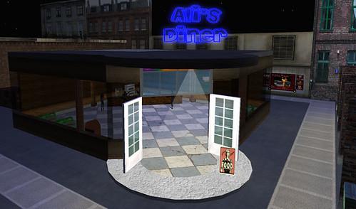Ali's Diner