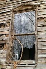 Country A/C (wjh220swift) Tags: trees stilllife nature reflections outdoor country barns explore ruraldecay outbuildings ruralohio anawesomeshot ilovemypics