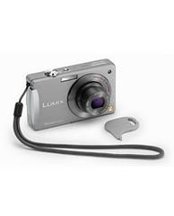 Фото 1 - Первый фотокомпакт семейства Lumix