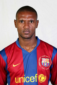 Abidal To Play In Benefit Match In Miami