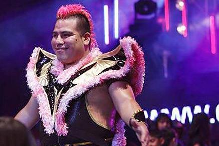 Maximo the gay Mexican wrestler