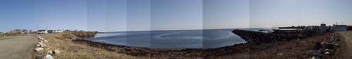 Lower North Street Panorama, Glace Bay