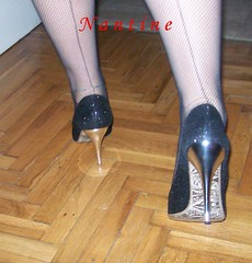 Black peep toe 3