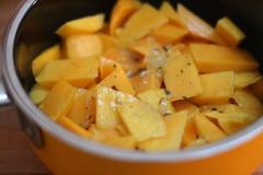 Casserole de mangue