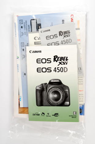 Canon XSi / 450D / Kiss X2