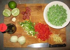Food (duncan) Tags: food pepper ginger onions ingredients garl