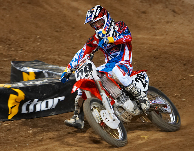Las Vegas Supercross 2008