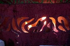 P1110648 (150hp) Tags: amanda dan plasma cutting hands art studio fish creek fuel oil tank upcycling fire pit ring handmade goldfish panasonic lx3