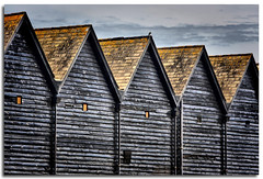 in a row (Linda Cronin) Tags: wood roof kent harbour timber whitstable hdr sheds gamewinner challengeyouwinner mywinners 3waychallengewinner anawesomeshot aplusphoto 15challengeswinner motifdchallengewinner elitephotography betterthangood friendlychallenges dragondaggerphoto pregamewinner